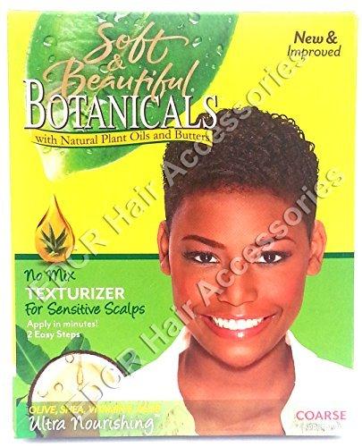 Soft & Belles Botanicals Soft & Belles Aucune Mix Texturizer pour les peaux sensibles Scalps grossier 2 App