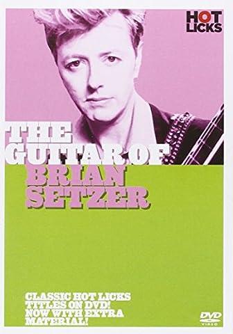 Hot Licks: The Guitar Of Brian Setzer [DVD]