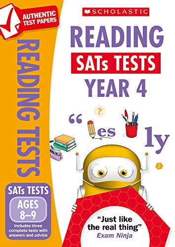 KS2 Reading SATs Practice Papers for the 2020 test: Year 4 (National Curriculum SATs Tests)