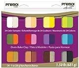 Polyform Argilla polimerica Premo Sculpey Accents Multipack 28,3Gram 24kg Colori Assortiti
