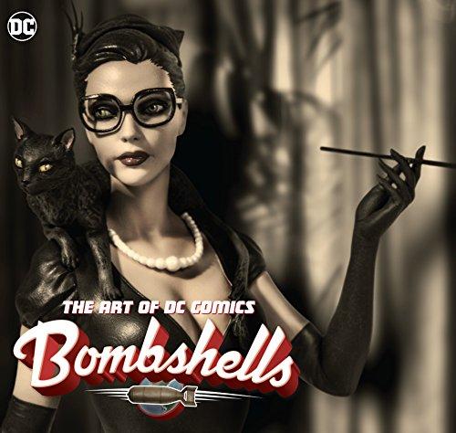 Art of DC Comics Bombshells HC por Various