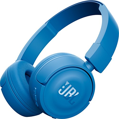JBL-T450BT-On-Ear-Bluetooth-Headphones-with-Mic-Blue