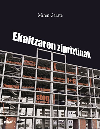 Ekaitzaren zipriztinak (Lekuko Book 23) (Basque Edition) por Miren Garate Zendoia