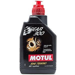 Huile de Boîte et Pont Motul Gear 300 75W90 (1L) pas cher