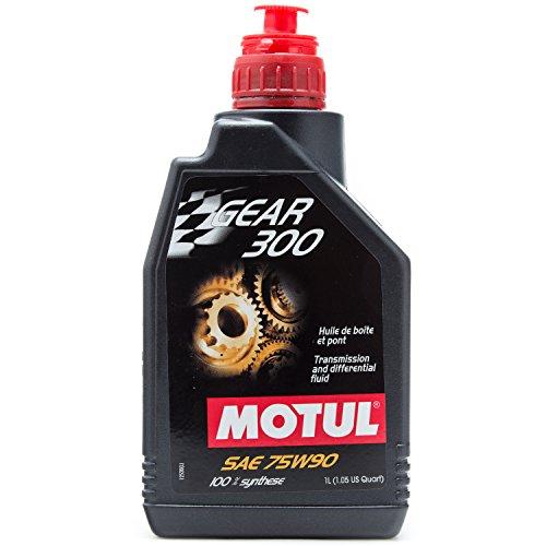 Motul 105777/100118getriebeöl Gear 30075W de 901l pas cher