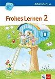 FROHES LERNEN Sprachbuch / Arbeitsheft VA 2. Schuljahr