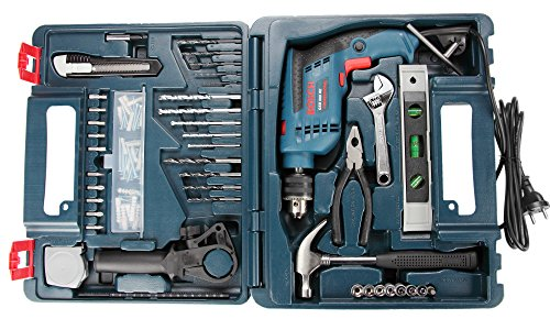 Bosch GSB 600 RE Smart Drill Kit - 13mm 600w