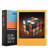 Impossible 4522 Color Sofortbildfilm f�r Polaroid 600 Kameras 8 Aufnahmen mit Farbe-Rahmen Bild