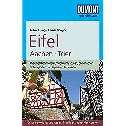 DuMont Reise-Taschenbuch Reiseführer Eifel, Aachen, Trier: mit Online-Updates als Gratis-Download