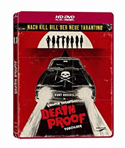 Death Proof - Todsicher [HD DVD]