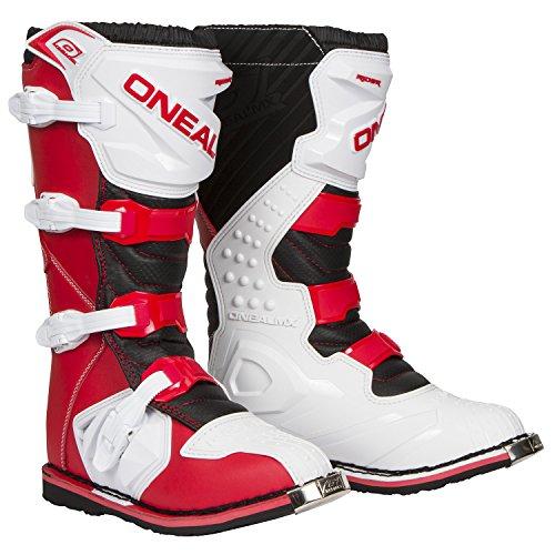 oneal-rider-eu-stivali-da-moto-red-white-11-uk