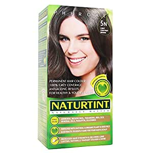 Naturtint Permanent 5N Light Chestnut Brown 165ml