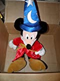 Mickey Mouse, Sorcerer's Apprentice, Stuffed Animal, 19 Inches Tall, DISNEY