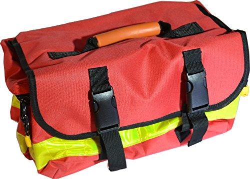 Notfalltasche S Rot leer