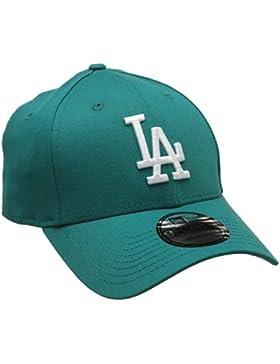 New Era 80489107, Gorra de Béisbol Para Hombre, Verde, Talla Única