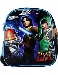 Preisvergleich für Disney Star Wars Rebels Kinden Umhängetaschen Henkeltaschen Umhängetaschen Rucksack Kinderrucksack Freizeit Schultertaschen...