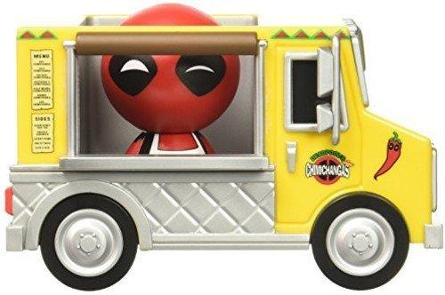 Dorbz Ridez-11304 Deadpool Chimichanga Truck Figura de...
