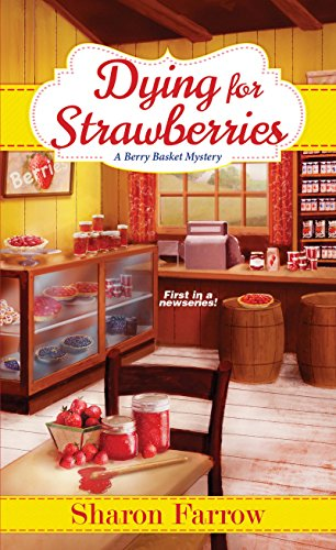 Dying For Strawberries Cover Image