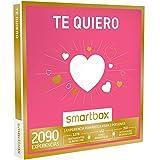 SMARTBOX - Caja Regalo -TE QUIERO (OLD DESEOS PARA DOS) - 2090 experiencias como accesos a spa,...