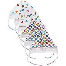 FARETO Babies Cap (Di-Caps-set6--6-9 Months, Multi-Coloured, 6-9 Months, Set of 6)