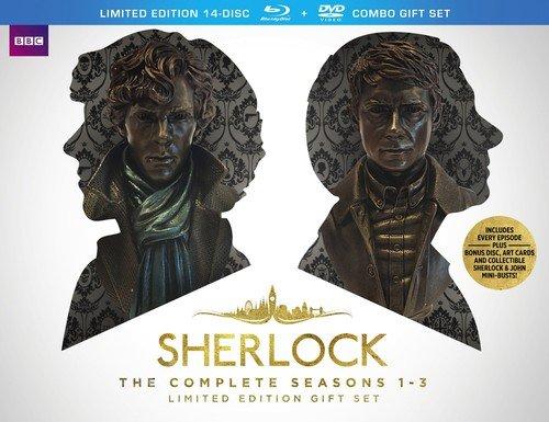 Limited Edition Gift Set (Season 1-3) (DVD Combo) [Blu-ray]