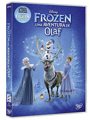 Frozen. Una Aventura De Olaf [DVD]
