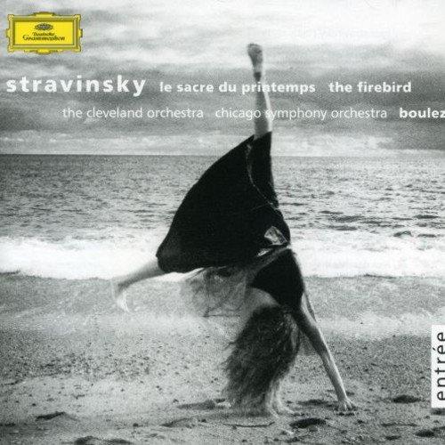 Stravinsky : Le Sacre du Printemps - L'Oiseau de feu