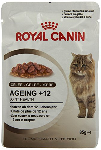 ROYAL CANIN Feline Ageing 12 Jelly - 85 gr