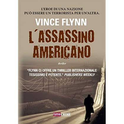 L'assassino Americano (Timecrime Narrativa)