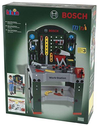 Theo Klein 8580 - Bosch Workstation 60 x 78 cm, Spielzeug - 2