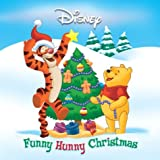 Funny Hunny Christmas (Winnie the Pooh Picturebacks)