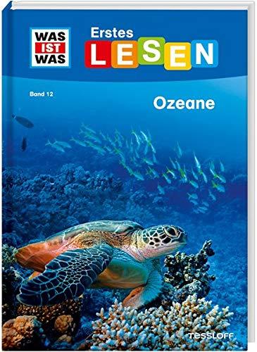 WAS IST WAS Erstes Lesen Band 12 Ozeane