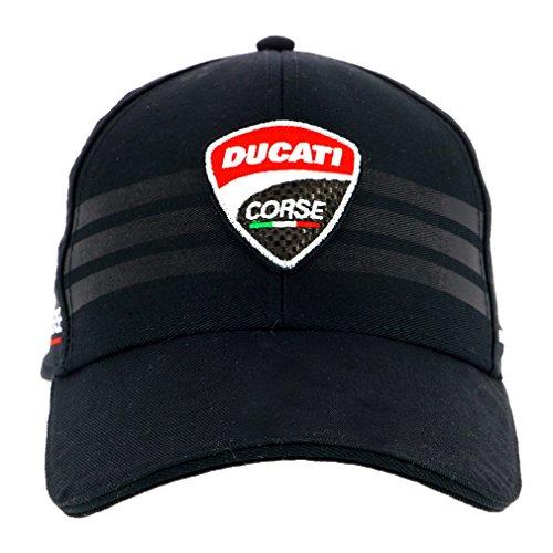 ducati-corse-moto-gp-courses-casquette-noir-officiel-2017