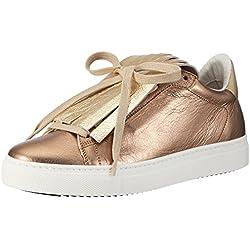 Stokton Damen 653-D Sneaker, Gold (Rame+ Platino), 40 EU