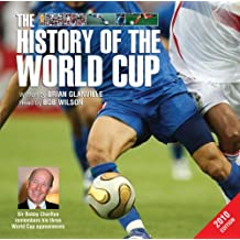 The History of the World Cup: 2010 Edition