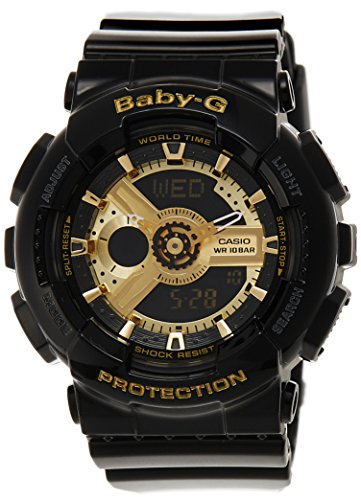 51QZBLnLIcL - Casio BA 110 1ADR BX015 Baby G Digital watch