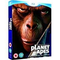 Planet of the Apes: 5-Movie Collector's Edition