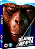 Planet Of The Apes Collection (5 Blu-Ray) [Edizione: Regno Unito] [Edizione: Regno Unito]