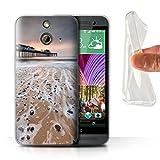 Stuff4 Gel TPU Hülle / Case für HTC One/1 E8 /