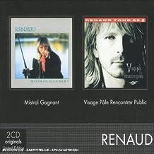 Coffret 2 CD : Mistral Gagnant / Visage Pâle Rencontrer public