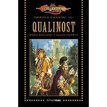 Qualinost: Compañeros de la Dragonlance. Volumen 1 (DGL BOL Compañeros)