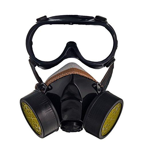 Industrie Antistaub Maske Lackierungsmaske Atemschutzmaske mit (Maler Halloween Kostüme)
