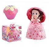 Omiky® Kinder Baby Cup Kuchen Mini Überraschung Puppe Magic Geschenk Spielzeug