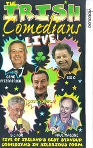 Irish Comedians-Live [VHS]