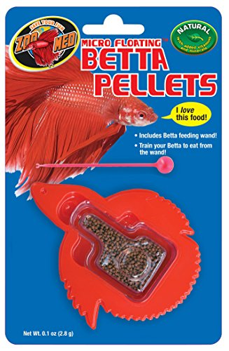ZooMed Micro Floating Betta Pellets 3,4g -