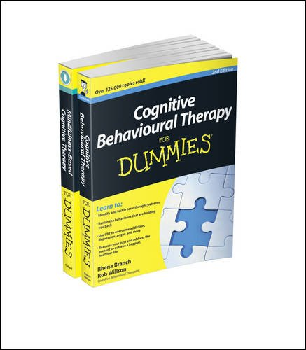 CBT For Dummies Collection - Cognitive Behavioural Therapy For Dummies, 2nd Edition/Mindfulness-Based Cognitive Therapy For Dummies