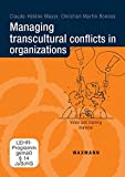 Managing transcultural conflicts in organizations, DVD