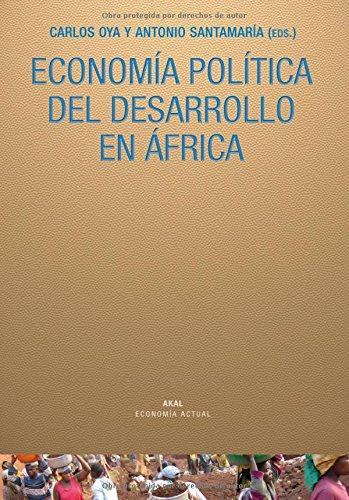 Economía política del desarrollo en África (Economía actual)