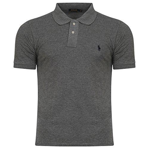 ralph-lauren-polo-uni-col-chemise-classique-homme-gris-l
