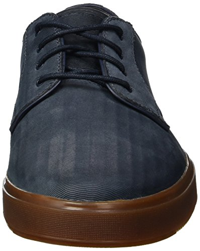 Herren Calderon Clarks Blau Leather Derby Lace navy vdw5Ow